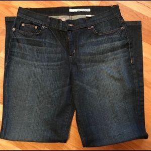 NWOT DKNY Soho Bootcut Jeans - Size 16R